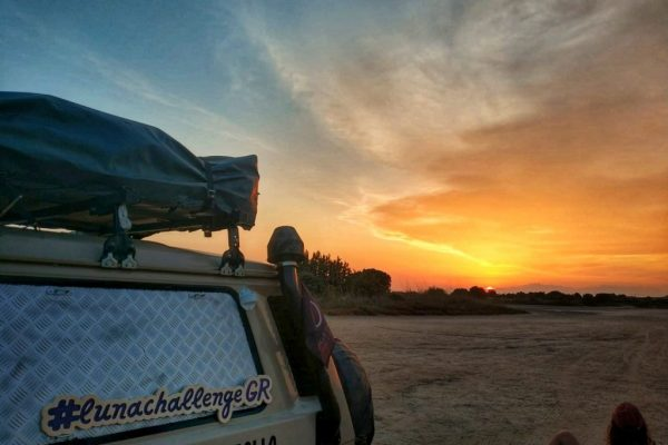 vw-t3-syncro-4x4-rear-view-sunset